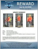 Armed Robbery / Circle K 1122 E. Indian School Rd.