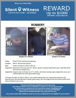 Robbery / Watch N Save Jewelers 4501 E. Thomas Rd