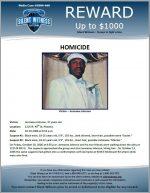Jermaine Johnson / 1225 N. 40th St, Phoenix