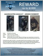 Armed Robbery / Agg Assault MetroPCS 4264 W. Thomas Rd.