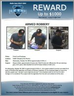 Armed Robbery / Circle K 3140 E. Broadway Rd.