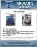 Armed Robbery / Circle K 1502 W. Indian School Rd.