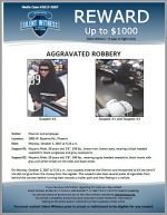 Aggravated Robbery / Chevron 1905 W. Baseline Rd.