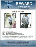 Armed Robbery / Factory 2U 5239 W. Indian School Rd.
