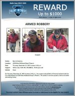 Armed Robbery / Bank of America 4230 W. McDowell Rd