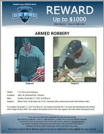 Armed Robbery / 7-11 Store 4302 W. McDowell Rd.