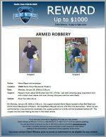 Armed Robbery / Home Depot 16803 N. Tatum Blvd.