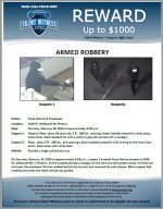 Armed Robbery / Tacos Mexico 3108 W. McDowell Rd