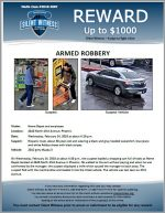 Armed Robbery / Home Depot 4848 N. 43rd Ave