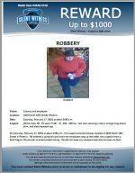 Robbery / Subway 2835 N. 16th St
