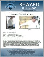 Armed Robbery / 4304 E. Cactus Rd