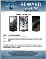 Armed Robbery / Sally's Beauty Supply 6135 N. 35th Ave