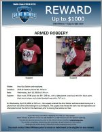 Armed Robbery / Arco Gas Station 4245 W. Bethany Home Rd