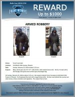 Armed Robbery / Circle K 2120 N. 35th Ave