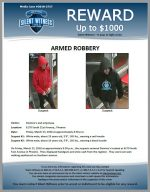 Armed Robbery / Domino's Pizza 6170 S. 51st Ave