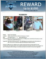 Robbery / Circle K 2439 W. Union Hills Dr.