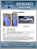 Armed Robbery / Sunrise Donuts 3536 W. Baseline Rd