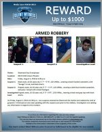 Armed Robbery / Shamrock Gas Station 801 N. 16th St.
