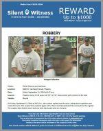 Robbery / Dollar General Store / 6600 W. Van Buren Street, Phoenix
