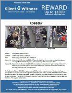 Robbery / Family Dollar Store / 2550 W. Van Buren St., Phoenix