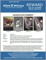 Aggravated Robbery / 11000 N 19th Ave.