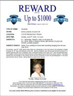 Elvina LeGarde / 2100 W Maryland Ave, Phoenix