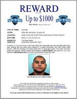 Ricky Ray Hernandez / 8400 West Lewis Avenue, Phoenix, Arizona