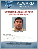 Gilberto Bacasegua / Last known to be in the Peoria and Tolleson area
