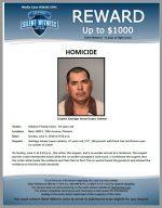 Santiago Ismael Lopez-Lobatos / Near 1600 S. 29th Avenue, Phoenix