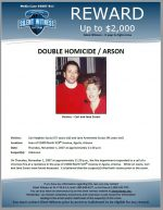 Carl Stephen Suraci and Jane Antoinette Suraci / Area of 22000 North 529th Avenue, Aguila, Arizona