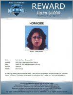 Carla Sanchez / 6446 West Clarendon Avenue, Phoenix