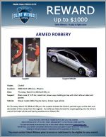 Armed Robbery / Circle K 3404 N. 19th Ave
