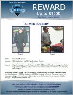 Armed Robbery / Circle K 3930 E. Southern Ave