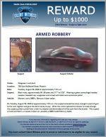 Armed Robbery / Walgreen's 705 E. McDowell Rd