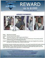 Armed Robbery / MetroPCS 3143 E. Roosevelt St