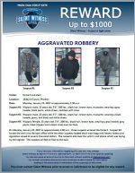 Aggravated Robbery / Circle K 18442 N. Tatum Blvd