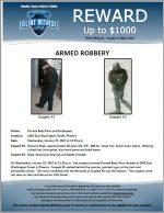 Armed Robbery / Estrada Body Paint 1402 E. Washington St