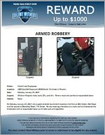 Armed Robbery / Circle K 1605 E. Bell Rd