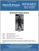 Burglary from Vehicle / 4818 S. 23rd Ave., Phoenix