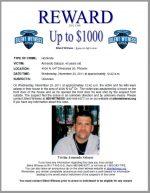 Armando Salazar / 4000 N. 64th Drive(area of), Phoenix