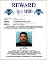 Juan Jose Makil / 575 N. Delaware Street, Chandler, Arizona.