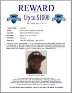 """Norris """"Landan"""" Stewart / 4822 South 20th Place, Phoenix"""