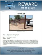 Nathan Simpson / 1100 West Tonto Street, Phoenix