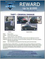 Felony Theft / 825 East Apache Blvd, Tempe