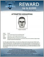 Attempted Kidnapping / Area of South Central Avenue and Baseline Road
