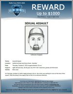 Sexual Assault / California Street and Pecos Road – Chandler