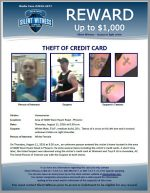 Theft of Credit Card / Area of 4600 West Hearn Road – Phoenix