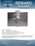 Arson / 2211 West Northern Avenue – Phoenix