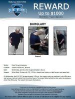 Burglary / Party City 2738 W. Peoria Ave