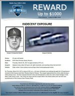 Indecent Exposure / 4275 West Thomas Road, Phoenix
